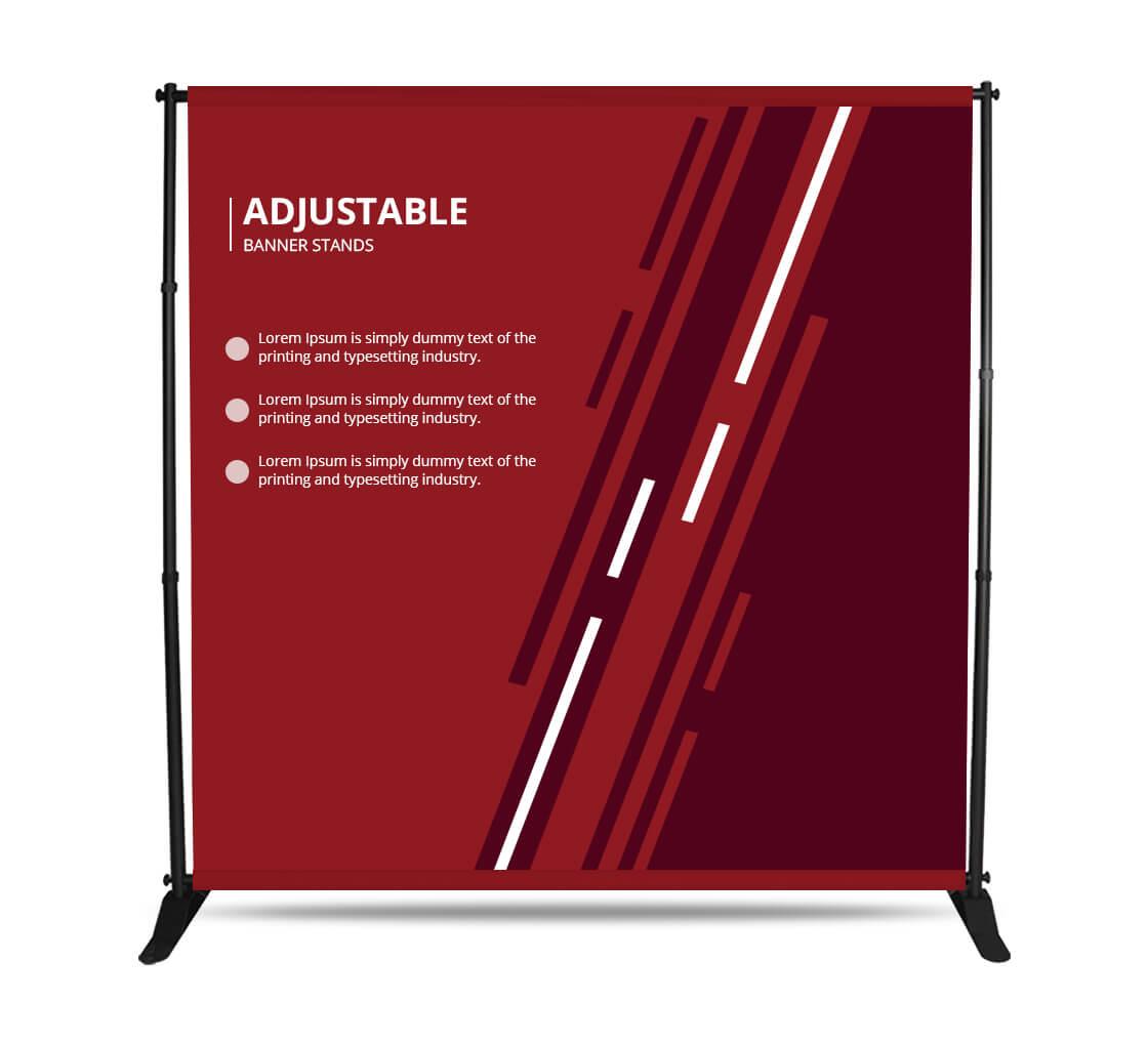 Victorian Frame Wind-Resistant Outdoor Mesh Vinyl Banner Under New Management 8x4 CGSignLab