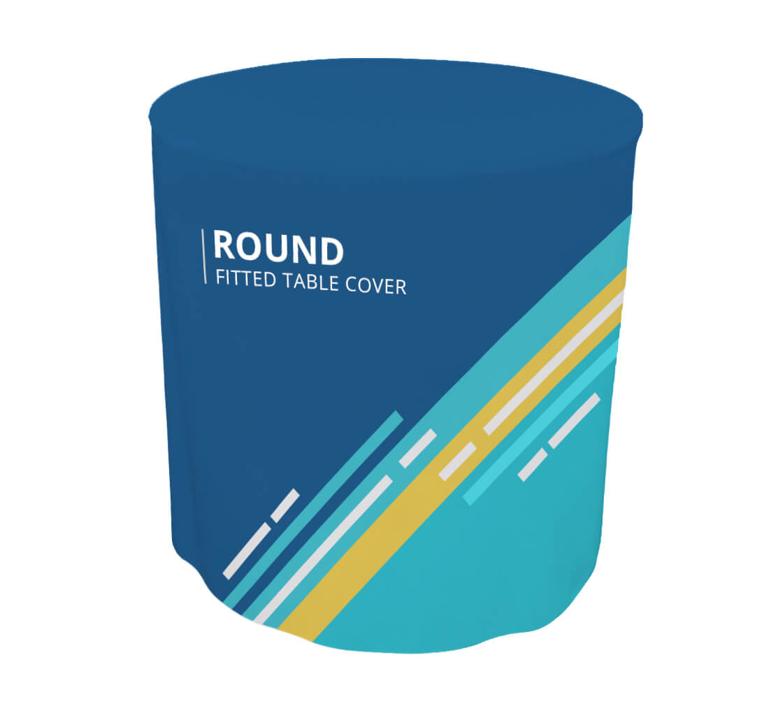 214 & Round Fitted Table Covers