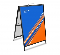 Metal A Frame Sandwich Boards