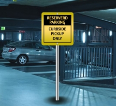 Reflective Custom Parking Signs