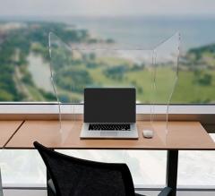 Sneeze Screen for Desk