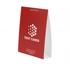 Personalised Tent Card