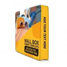 Wall Box Fabric Displays