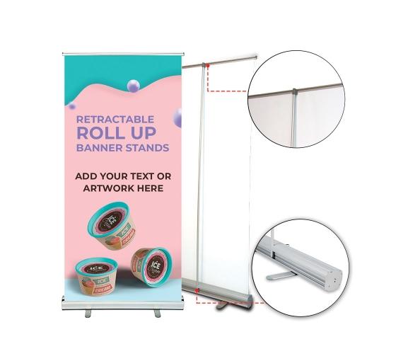 Roller Banner Stands