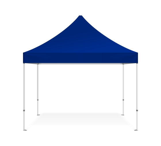 Blue Canopy Tents