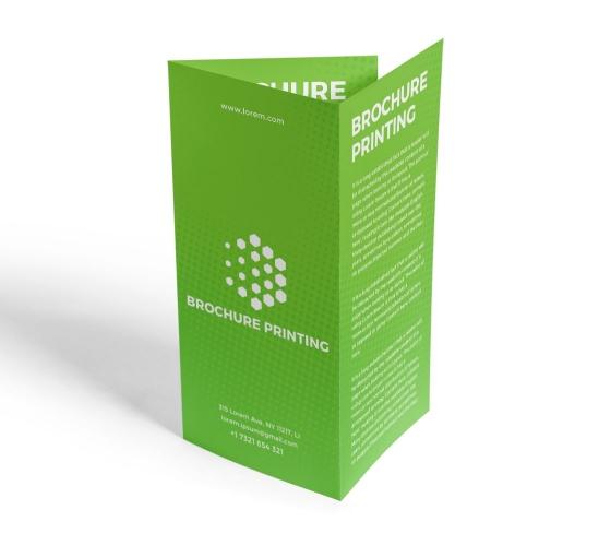 Brochures Printing - Vertical