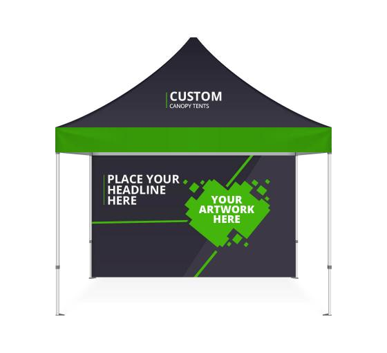 Canopy Tents/ Gazebo Tents- Tackle Weather Woes, Advertise and Cordon-Off Your Space
