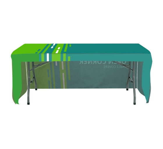 Open Corner Table Covers