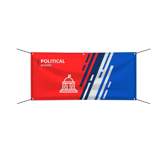 Political Banners