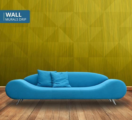 Wall Murals - Drip