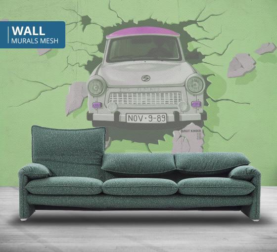 Wall Murals - Mesh